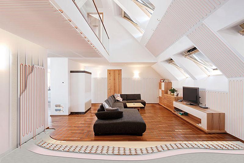 variotherm fl chenheizungen und fl chenk hlungen im trockenbau variotherm. Black Bedroom Furniture Sets. Home Design Ideas