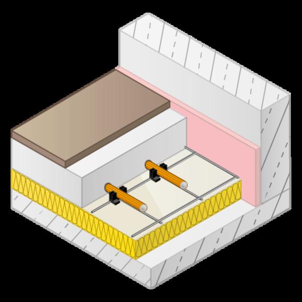 technik variotherm fu bodenheizung nassestrich 6 systeme. Black Bedroom Furniture Sets. Home Design Ideas