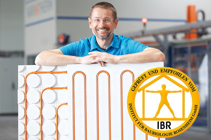 IBR seal for Variotherm